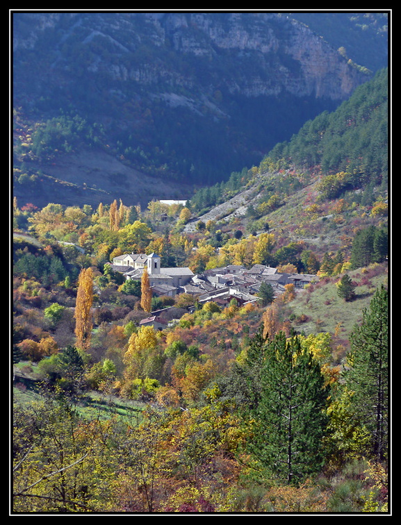 Rémuzat (Drôme)